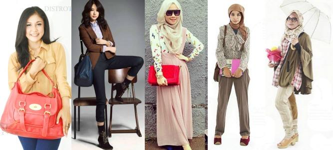 8 Tips Memilih Fashion Yang Cocok Untuk Kuliah