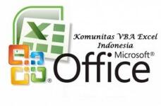 Belajar VBA Excel