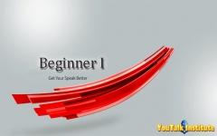 Kursus Bahasa Inggris Beginner Level 1